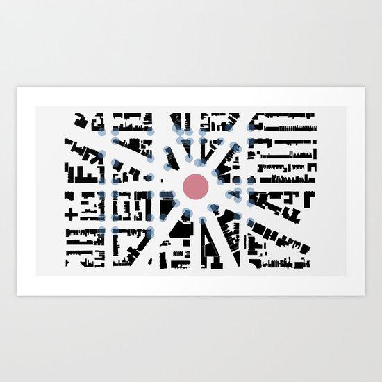 Dupont Art Print
