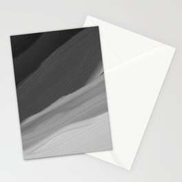 Chaos Wave - Abstract Painting Stationery Cards