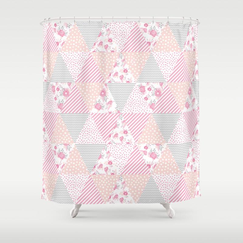 Shower curtain quilt pattern - Shower Curtain Quilt Pattern 30