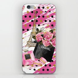 Fashion Paris #1 iPhone Skin