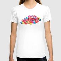 bazinga T-shirts featuring Bazinga! - Ball Pit by MaNia Creations