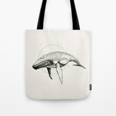 'Wildlife Analysis VII' Tote Bag