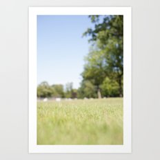 Another Sunny Day Art Print