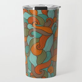 Storm pattern Travel Mug