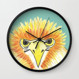 Watchful Mom Wall Clock