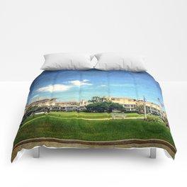 Jekyll Island Club Hotel Comforters