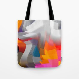 Extrusion III Tote Bag