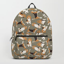 beagle scatter stone Backpack