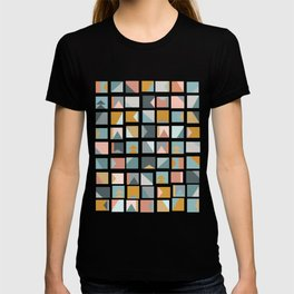 Mini Quilt Blocks T-shirt