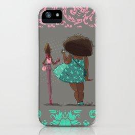 Girls! iPhone Case