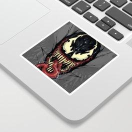 We're Venom - Sticker