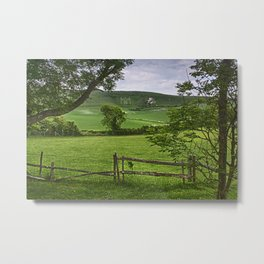 The Long Man Of Wilmington Metal Print