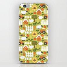 Let's Farm! iPhone & iPod Skin
