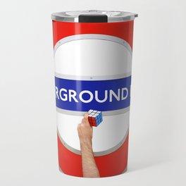 Underground Rubik Travel Mug