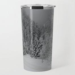 Winter Serenity Travel Mug