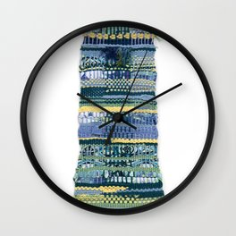 CovidWeave#1 Wall Clock