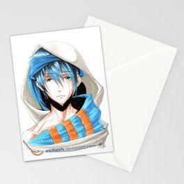 Free! Iwatobi Swim Club Haruka Stationery Cards