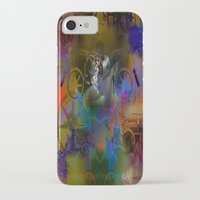 steam punk iPhone & iPod Cases featuring Steam Punk by Robin Curtiss
