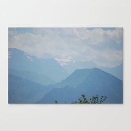"""The Hills Are Alive"" Canvas Print"