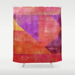 """Moksha"" Inspired by the Guillermo de Llera music. Shower Curtain"