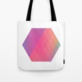 Hexagon? Tote Bag