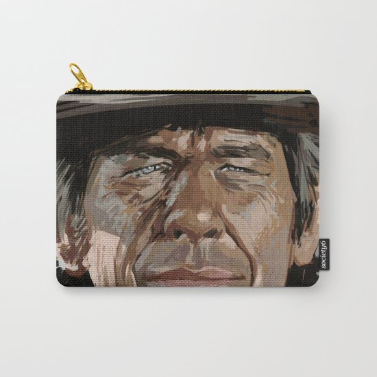 Harmonica Man Carry-All Pouch