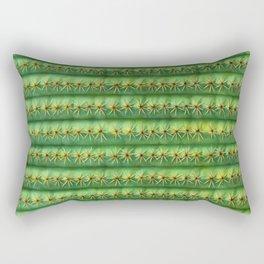 Cactus Mania Texture Rectangular Pillow