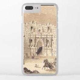 Alamo Clear iPhone Case