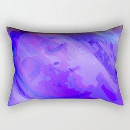 is an teanga a muscle cumhachtach Rectangular Pillow
