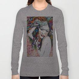 Thinking About Thinking Long Sleeve T-shirt