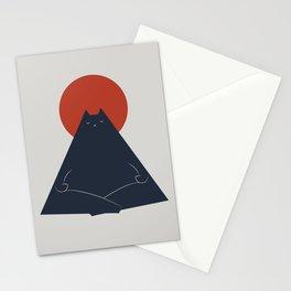 Cat Landscape 63: Meow-ditation Stationery Cards