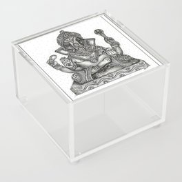 Remover of Obstacles Acrylic Box