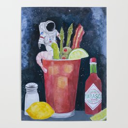 Best Bloody in the Universe Poster