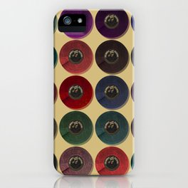 Recordalings 1 iPhone Case