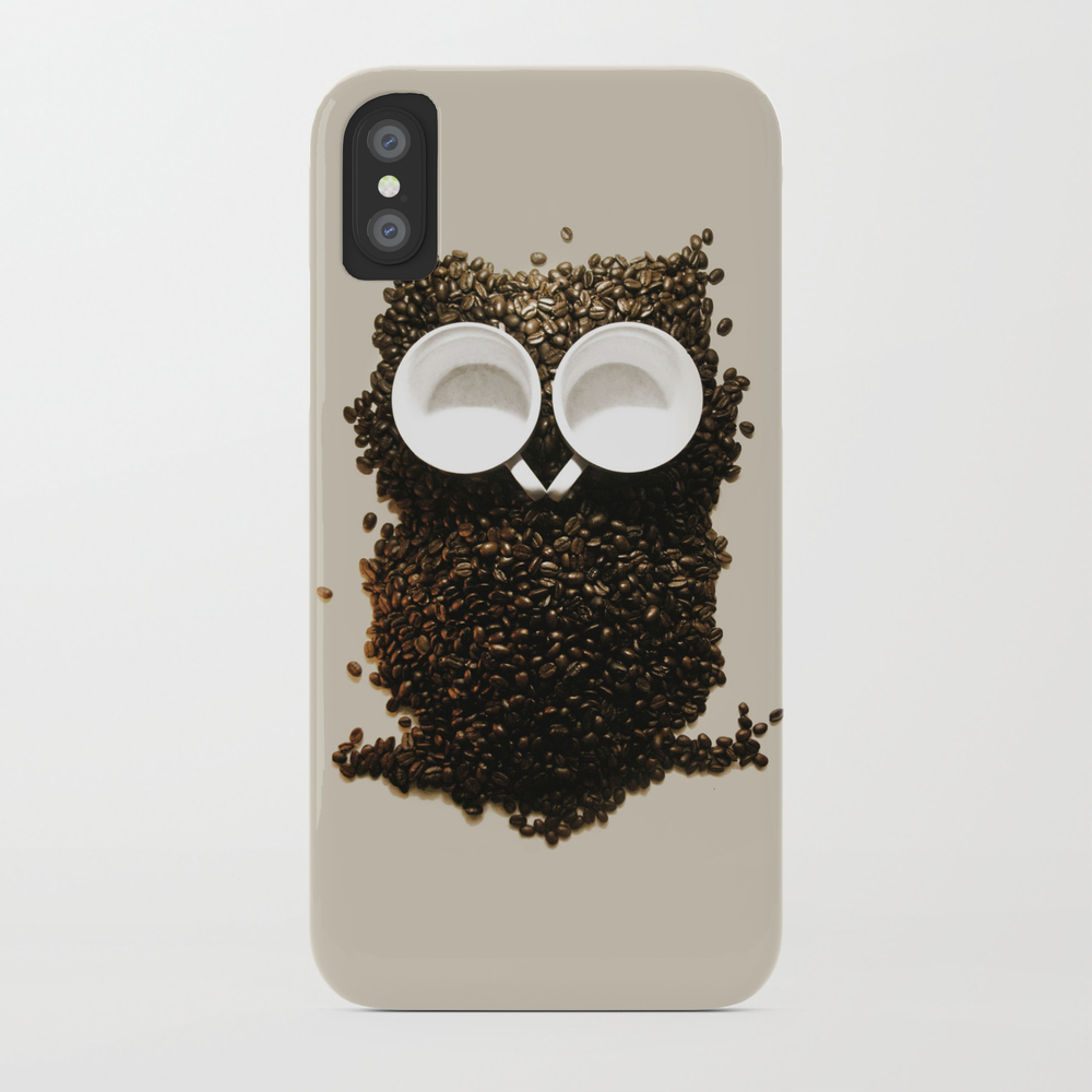 Hoot! Night Owl! Phone Case by Ivejustquitsmoking PCS44569