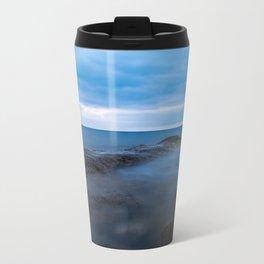 Far to the sea Metal Travel Mug