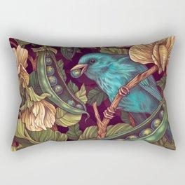 World Peas Rectangular Pillow
