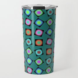 Teal Teaser (2), 2130d5 Travel Mug