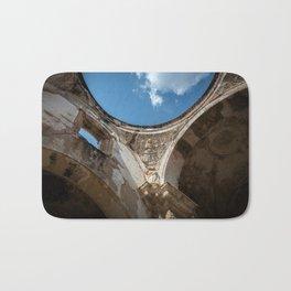 Antigua Church Ruins Bath Mat