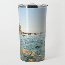 Strait of Juan de Fuca Travel Mug