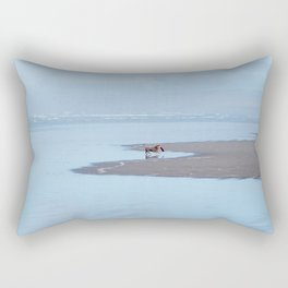 Doggy Heaven Rectangular Pillow