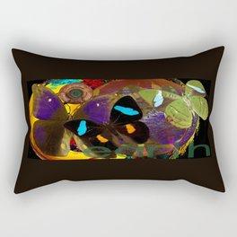 Butterfly Effect Rectangular Pillow