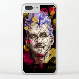The Syndicate Project - Online Universe Clear iPhone Case