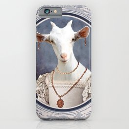 Biquette Coquette iPhone Case