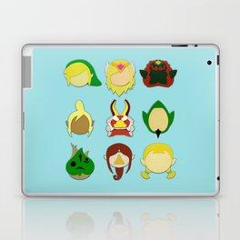 Wind Waker Minimalistic Laptop & iPad Skin