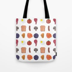 Full English Tote Bag