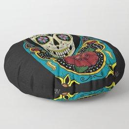 Mexican Matryoshka Floor Pillow