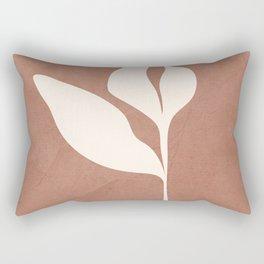 Little Leaves III Rectangular Pillow