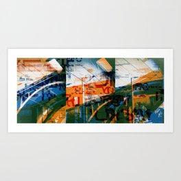 look 03 54 Art Print