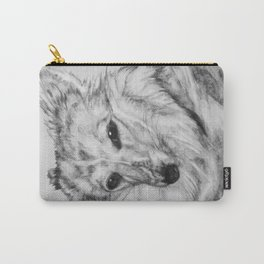 Shetland Sheepdog Carry-All Pouch
